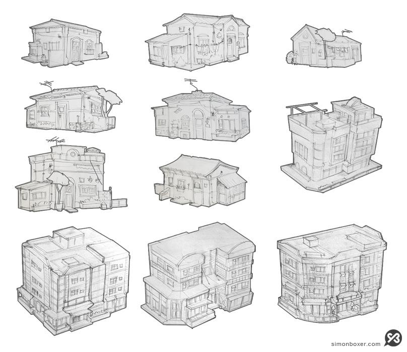 Building Thumbnails Simon Boxer