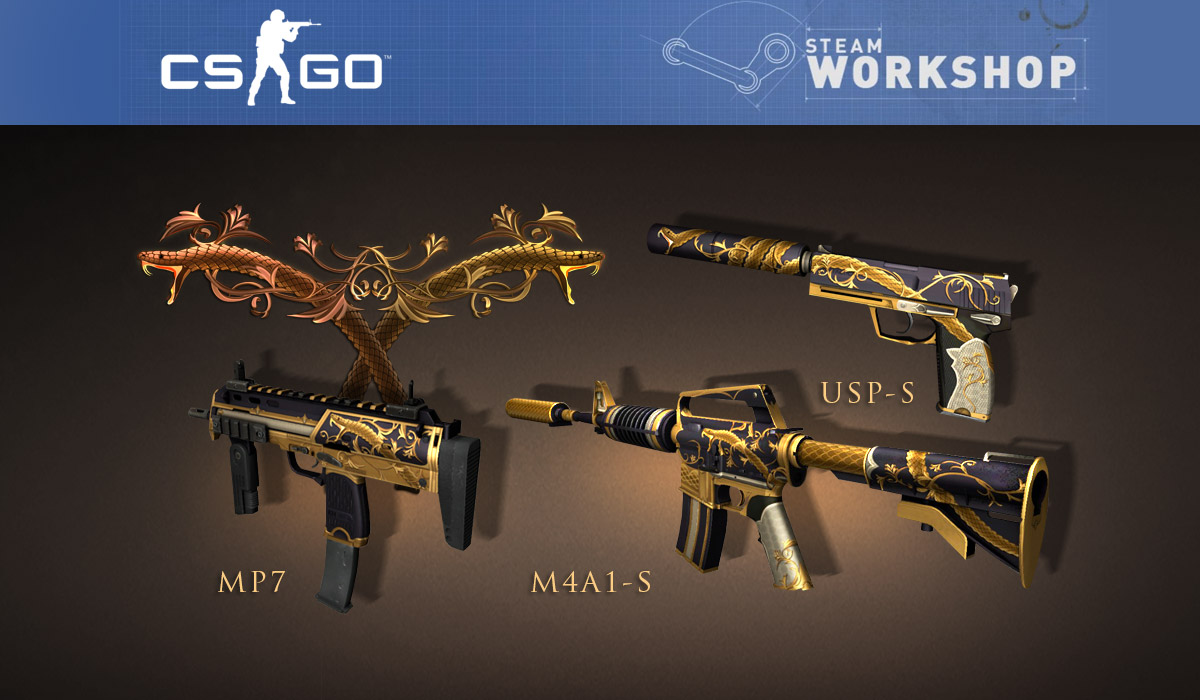 Simon-Boxer-WORKSHOP-CSGOGoldenCoilSnakebite